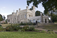 Whitstable Castle. Castle in the Kent seaside Town Whitstable England Stock Photos