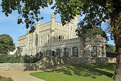 Whitstable castle grounds Royalty Free Stock Photo