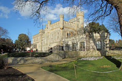 Whitstable Castle And Orangery Royalty Free Stock Images