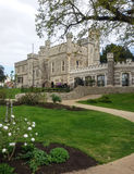 Whitstable castle. Castle in whitstable by the sea with resturant  and gardens Stock Photos