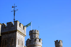 Whitstable Castle weather vien Royalty Free Stock Photography