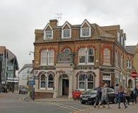 Whitstable Establishment. This photo shows an establishment in Kent stock image