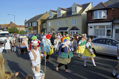 118. Whitstable karneval Royaltyfri Bild