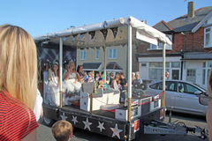 118. Whitstable karneval Royaltyfria Bilder