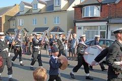 118. Whitstable karneval Royaltyfri Fotografi