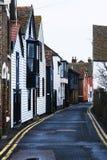 Whitstable kent UK Royaltyfri Foto