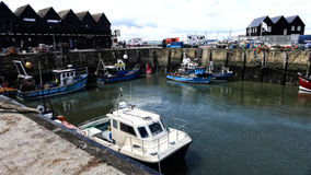 Whitstable Stock Photo