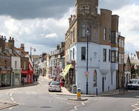 Whitstable town centre Stock Image