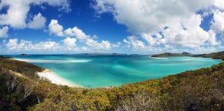 Whitsunday海岛 免版税库存照片