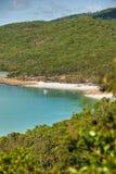 whitsunday澳洲的海岛 免版税库存图片