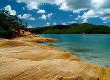 whitsunday的海岛 免版税库存照片