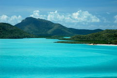 The whitsunday Royalty Free Stock Images