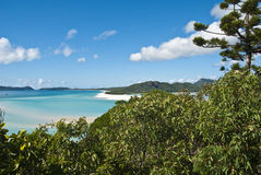 Whitsunday Inseln Stockfotografie