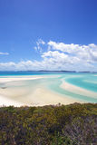 Whitsunday Island Beach Australia Stock Photography