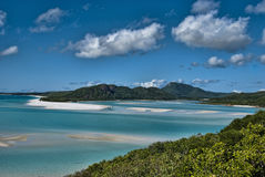 Whitsunday Islands National Park, Australia Royalty Free Stock Photo