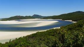 Whitsundays澳大利亚 免版税库存图片