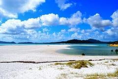 Whitsundays澳大利亚 免版税库存照片