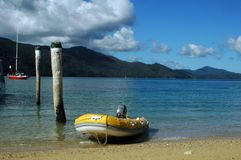 Whitsundays Beach Royalty Free Stock Images