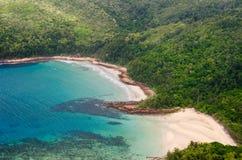 Whitsundays, Queensland - Australia - Aerial View. Whitsundays Great Barrier Reef - Aerial View - Whitsundays, Queensland, Australia Stock Images