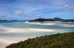 Whitsundays resort. A Whitsundays island - one the most popular resort in the world Stock Photography