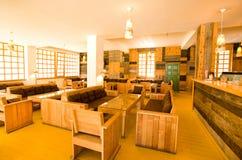 Whittabelle, -stühle und -sofas Lizenzfreie Stockfotos