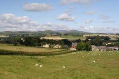 Whittingham Village Stock Photo