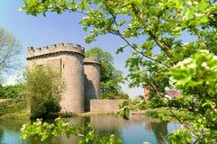 Whittington Castle Stock Images