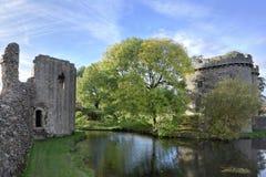 Whittington castle Shropshire Stock Images
