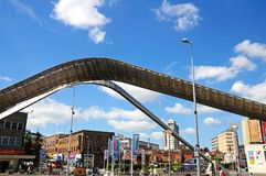 Whittle Arch, Coventry. Royalty Free Stock Image