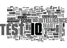 Who Cares What Your Iq Is Word Cloud. WHO CARES WHAT YOUR IQ IS TEXT WORD CLOUD CONCEPT Royalty Free Stock Photos