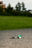 Who lost keys? Royalty Free Stock Image