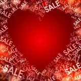 For those who love shopping. Stock Photography