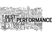 Who Should Win The Oscar Word Cloud. WHO SHOULD WIN THE OSCAR TEXT WORD CLOUD CONCEPT Stock Photo