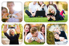 This is who we are Stock Photography