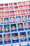 Who van de gissing royalty-vrije stock afbeeldingen
