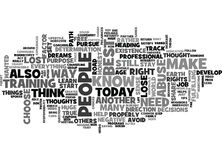 Who Are You Now Word Cloud Stock Photography