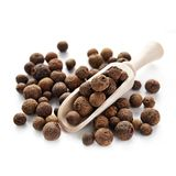 Whole Allspice berries Stock Photos