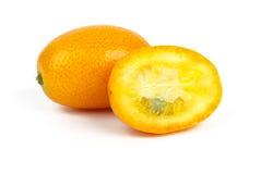 Free Whole And Sliced Kumquat Fruits Royalty Free Stock Photos - 13424358