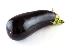 Whole aubergine Royalty Free Stock Images