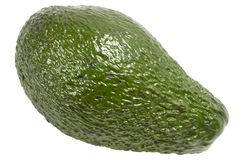 Whole avocado Stock Photography