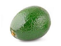 Whole avocado Stock Images