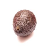 Whole avocado Royalty Free Stock Photos