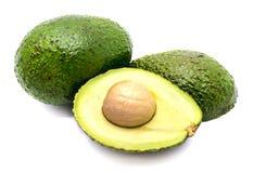 Avocado isolated on white background Royalty Free Stock Photography