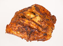 Whole baked meat Stock Photography