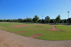 Whole Baseball Field Stock Photos