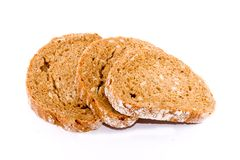 Whole bread Royalty Free Stock Photography