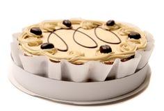 Whole cake. Royalty Free Stock Image