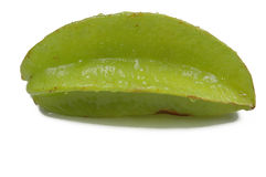 Whole carambola Stock Image