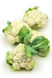 Whole Cauliflower Stock Photography