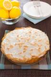 Whole Citrus Pie Dessert Royalty Free Stock Photo
